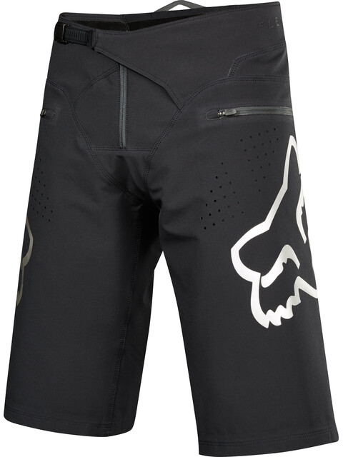 Fox Flexair Shorts Men black/chrome